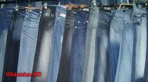 Американские бренды мужских джинсов