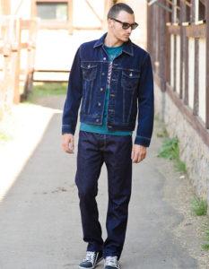 Джинсовая одежда вне моды и времени