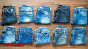 Как отличить подделку джинсов
