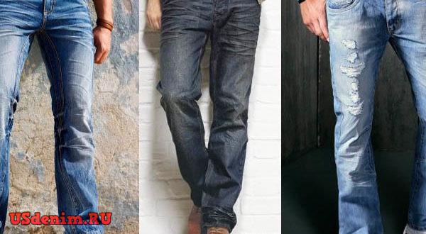 Как подобрать по фигуре мужские джинсы