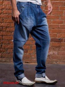 Мужские джинсы афгани