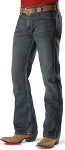 Мужские джинсы Bootcut