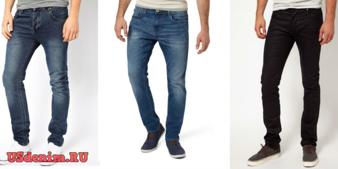 f108b5db95d Мужские джинсы Slim