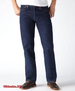 Мужские джинсы Straight