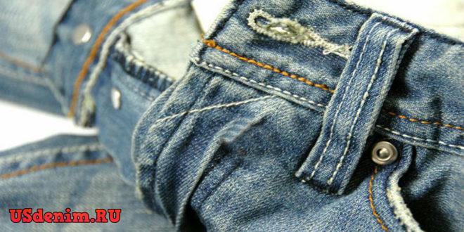 Размер мужских американских джинсов
