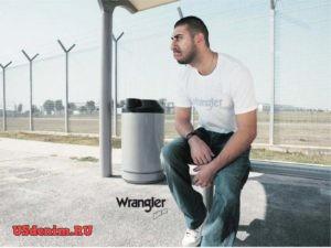 Реклама Wrangler