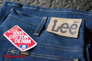 Все о джинсах Lee