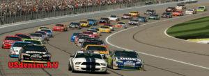 Wrangler и автогонки NASCAR