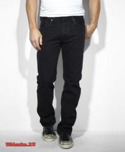 Черные джинсы мужские