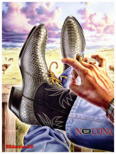 Обувь Nocona