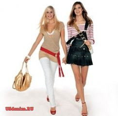Сайт для покупки одежды