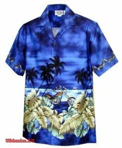 Настоящие рубашки гавайские