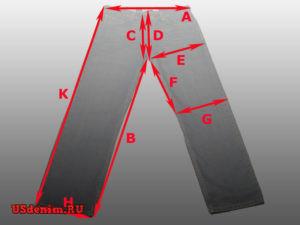 Определить размер одежды