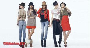 Размеры женской одежды
