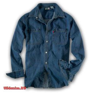 Джинсовая рубашка Levis